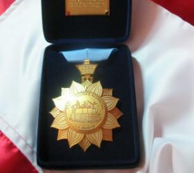 reward of Honour